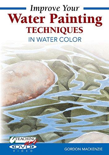 Painting Techniques Dvd - 6