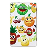 Gotd Soft Gel TPU Case Cover For Amazon Kindle Fire 8 2017 7th (Xmas C)