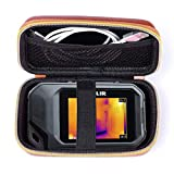 Esimen Hard Case for FLIR C2 Compact Thermal Imaging System/FLIR C3 Pocket Thermal Camera Bag Box (Brown)