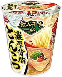 Acecook Drink a cup Series Tonkotsu 12 meals