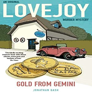 Gold From Gemini Audiobook