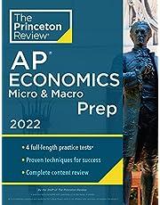 Princeton Review AP Economics Micro & Macro Prep, 2022: 4 Practice Tests + Complete Content Review + Strategies & Techniques (College Test ... Content Review + Strategies & Techniques
