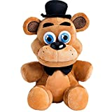 Aoli's Toys Five Nights At Freddy's FNAF Freddy Fazbear Plush Toy