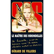 SAS 186 Le maître des hirondelles (French Edition)