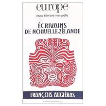 REVUE EUROPE NO.931-932 : ÉCRIVAINS DE NOUVELLE-ZÉLANDE : NOVEMBRE-DÉCEMBRE 2006
