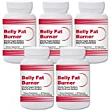 Natural Living Belly Fat Burner – 5 Bottles