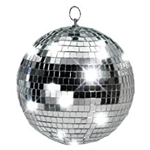 "Forum Novelties 72108 Party Supplies, 10"", Silver"