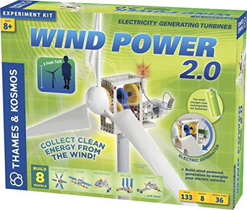 Thames Kosmos Wind Power