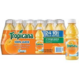 Tropicana 100% Orange Juice, 24 pk./10 fl. oz.