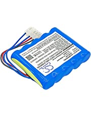 KDXY Compatible with Battery Monarch 6280-046 BBL, BBX, DBL, DBX, Nova Strobe BBL, Nova Strobe BBX, Nova Strobe DBL