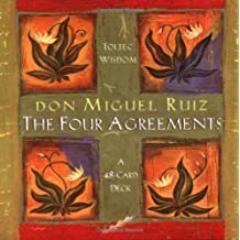 The Four Agreement Cards by Crds (2004)