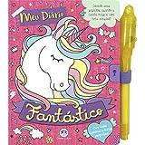 Ciranda Cultural Meu diário fantástico - Com caneta especial: Com caneta especial