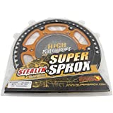 Supersprox Stealth Gold 520 50 Tooth Rear Sprocket for Husqvarna 250 450 Gas Gas Beta