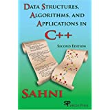 Data Structures, Algorithms, And Applications In C++ by Sartaj Sahni (2004-08-31)