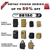 DBTAC Tactical Gun Range Bag, Deluxe Pistol