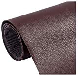 Big Leather Patch, Adhesive Backing Leather seat