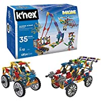 K'NEX – 35 Model Building Set – 480 Pieces – For Ages 7+...