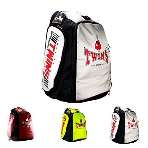 Twins Special Gym Bag Backpack BAG 5 Gray