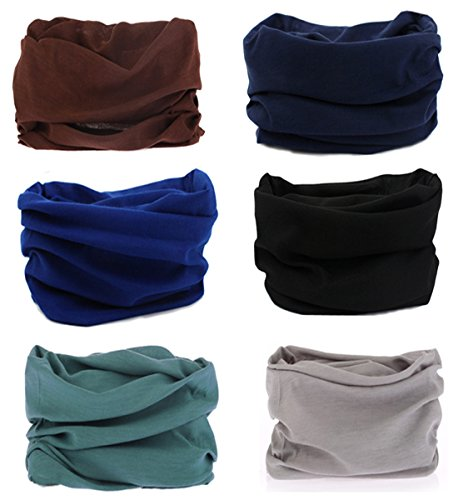Headscarves Seamless Bandanas Headband Resistance product image