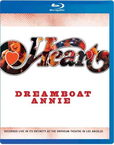 Heart - Dreamboat Annie Live [Blu-ray]