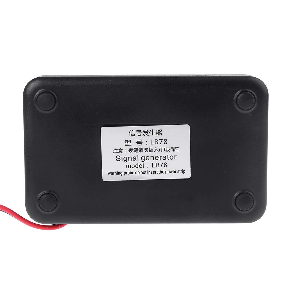 G/én/érateur de signal 4-20 mA //0-10 V//mV Tension actuelle Signal Calibrateur Amplificateur de signal