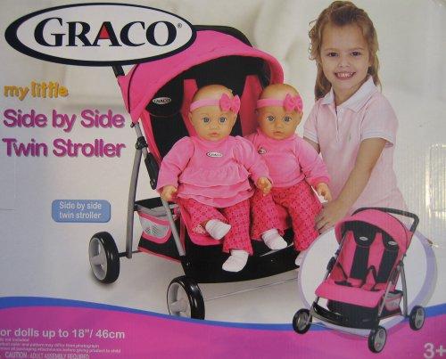 (Graco My Little Side By Side Twin Stroller)