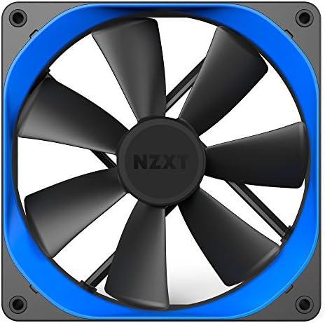 Nzxt - Embellecedor Trims para Ventilador de 120mm (RF-ACT12-U1), Color Azul: Amazon.es: Informática