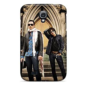 Durable Hard Cell-phone Cases For Samsung Galaxy S4 With Support Your Personal Customized High Resolution Battlelore Band Series DannyLCHEUNG