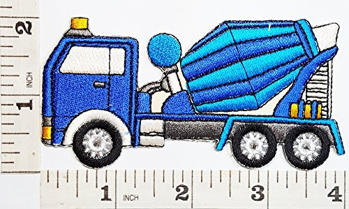 concrete-mixer-truck-blue-tuck-patch-jacket-t-shirt-patch-sew-iron-on-embroidered-sign-badge-costume