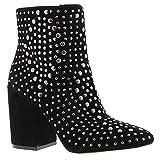 Vince Camuto Women's Drista Ankle Boot, Black, 9 Medium US