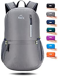 25L Travel Backpack - Durable Packable Lightweight Small Backpack for Women Men