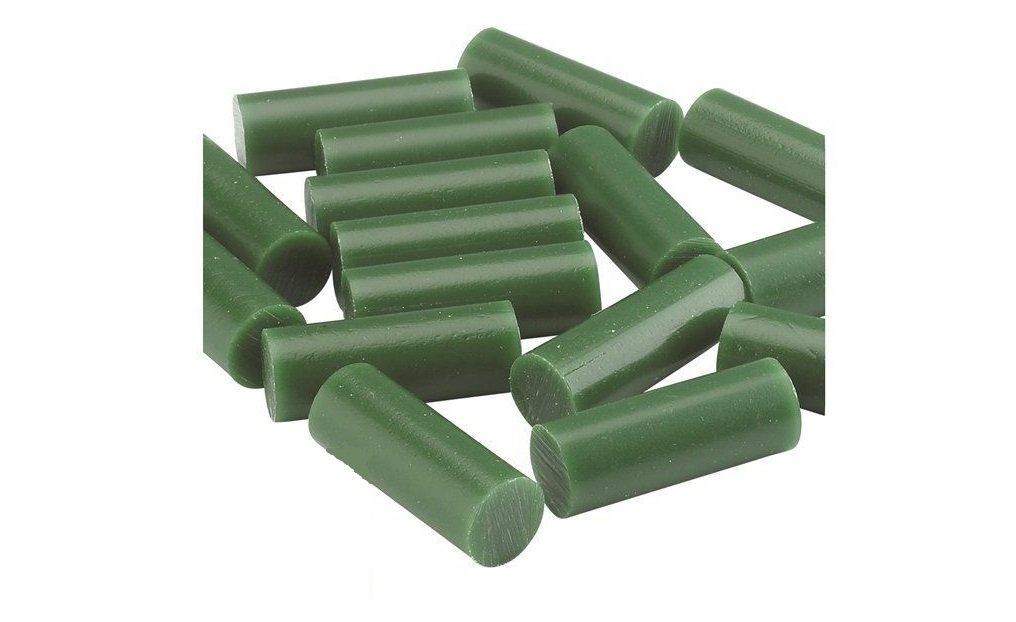 Matt Wax CA-951/2 Pellets for Gun Green Paaz Jewelry Supply