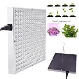 45W 225-bead LED Square Plant Growth Lamp AC85~265V Household Horticultural Ecological Light Garden Tools