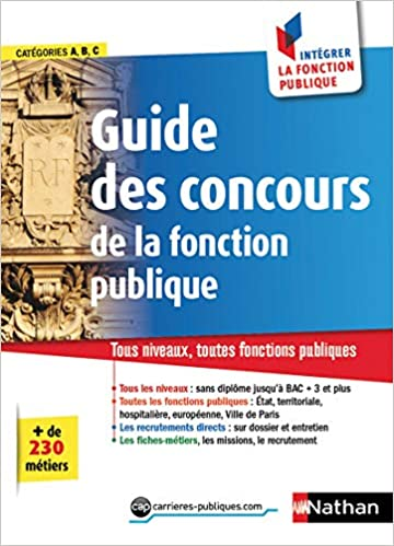 93976e5f784 Amazon.fr - Le guide des concours - catégorie A