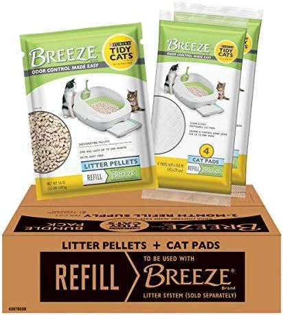 Purina Tidy Cats Ammonia Blocker product image