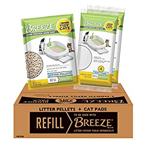 Purina Tidy Cats BREEZE Litter System Refills 20