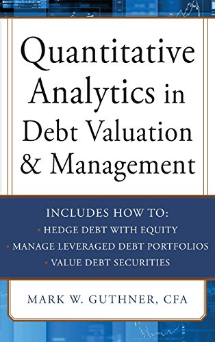 Quantitative Analytics in Debt Valuation & Management by Brand: McGraw-Hill