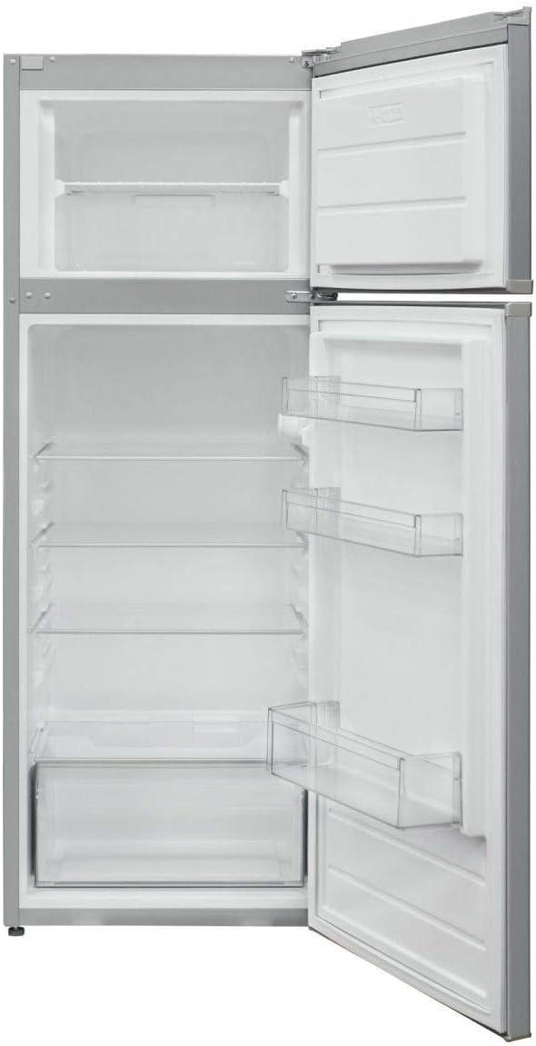 Refrigerador 2 puertas Telefunken TFK2D213S – 213L – estático, A+: ...
