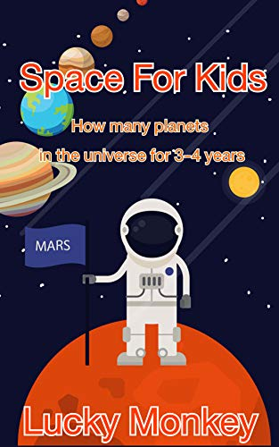 Space For Kids: How many planets in the universe for 3-4 -
