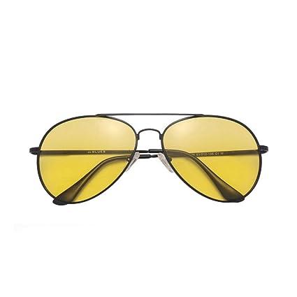 DT Gafas de Visión Nocturna Gafas de Sol para Hombres Gafas polarizadas Gafas Espejo de Conducción