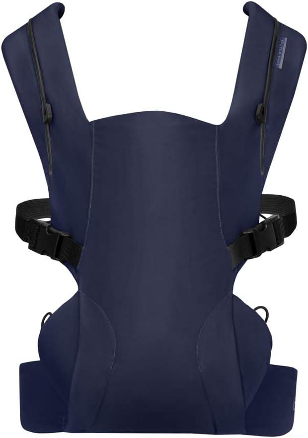 Cybex Gold Mochila Beyla Twist Portabeb/és Azul 3,5 /– 15 kg aprox. desde el nacimiento hasta los 2 a/ños Denim Blue