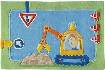 Haba teppich  HABA 8155 - Teppich Baustelle: Amazon.de: Spielzeug
