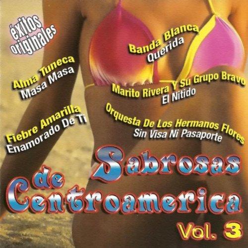 Sabrosas De Centroamerica, Vol. 3