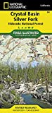 Crystal Basin, Silver Fork [Eldorado National Forest] (National Geographic Trails Illustrated Map (806))