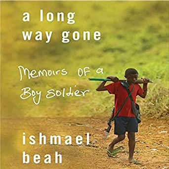 "a long way gone memoirs of Just days after the author of ""love and consequences"" confessed that she had  made up the memoir about her supposed life as a foster child in."