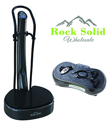 Rock Solid Whole Body Vibration Machine 2 Year Warranty 500 Watt Motor …