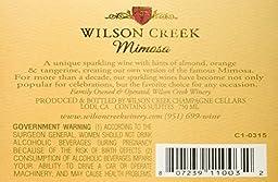 NV Wilson Creek Orange Mimosa (cuvee) 750mL