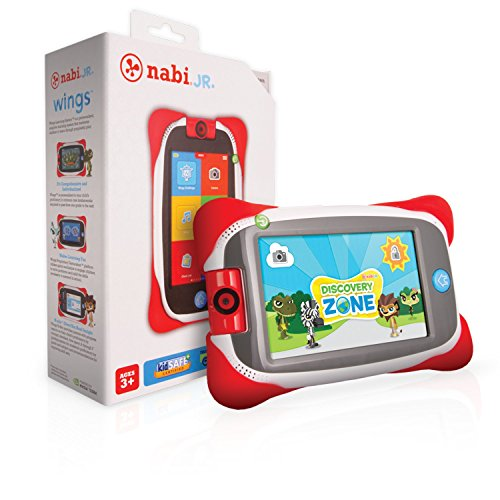 nabi Jr 4GB Kids Tablet product image