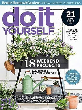 ef2f785d810 Do it Yourself  Amazon.com  Magazines