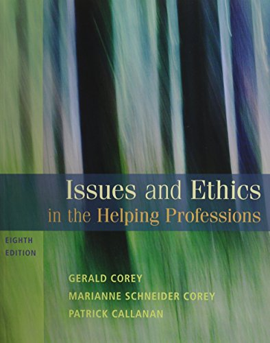 Bundle: Issues and Ethics in the Helping Professions, 8th + Ethics in Action CD-ROM, Version 1.2, Stand-Alone Version